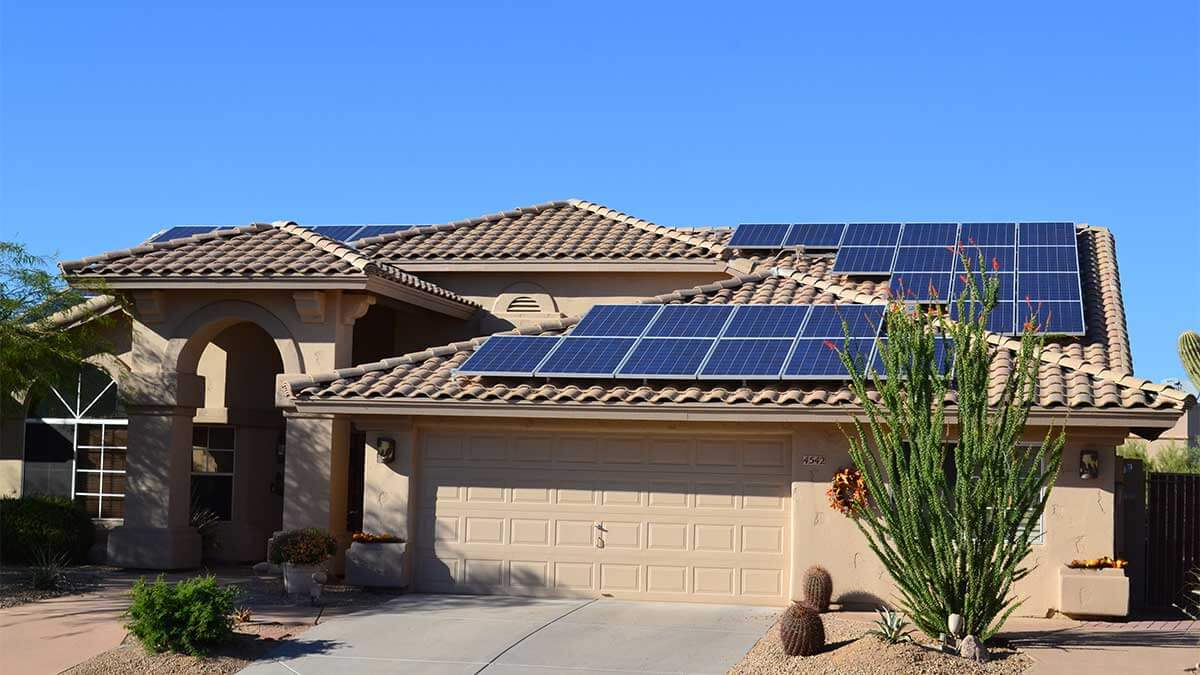 Zillow U S Homes With Solar Sell For 4 1 More